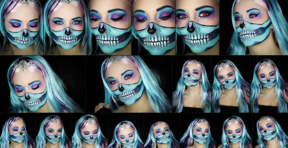 Video – Skull mask